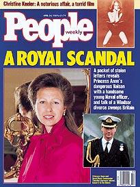 A Crisis Rocks a Royal Marriage