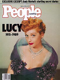 All the World Loved Lucille Ball