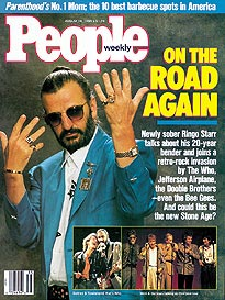 Ringo on the Rebound