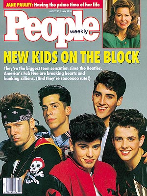 photo | New Kids on the Block, 90s Music, Boy Bands, Danny Wood Cover, Heartthrobs, Joey McIntyre Cover, Jonathan Knight Cover, Jordan Knight Cover, Musical Hitmakers, New Kids On The Block, Teen Idols, Danny Wood, Jane Pauley, Joey McIntyre, Jonathan Knight, Jordan Knight