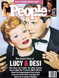 The Real Story of Desi and Lucy