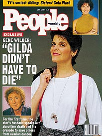 Why Did Gilda Die?