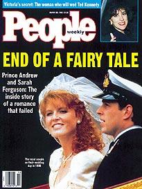 Farewell Fergie?