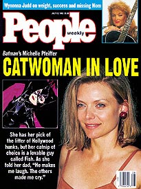 The Two Lives of Catwoman