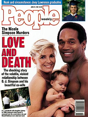 photo | Murder, OJ Simpson Trial, Famous Trials, Nicole Simpson Cover, O.J. Simpson Cover, Joey Lawrence, Nicole Brown Simpson, O.J. Simpson, Sydney Simpson