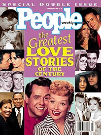 The Greatest Love Stories of the Century