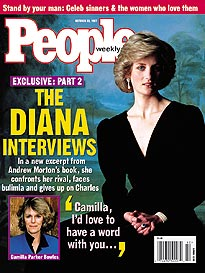 The Diana Tapes