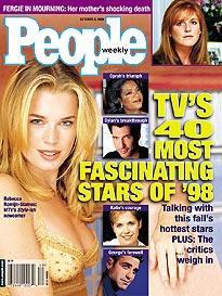 Fascinating TV Stars!