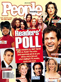 Readers Poll '98
