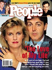 Paul's Lovely Linda