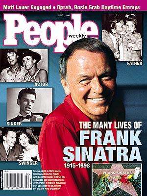 photo | Frank Sinatra Cover, Musical Hitmakers, Ava Gardner, Burt Lancaster, Frank Sinatra, Nancy Sinatra