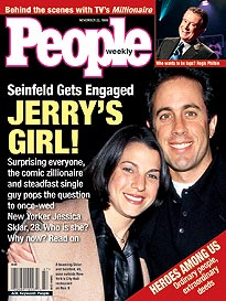Jerry Engaged? Get Out!