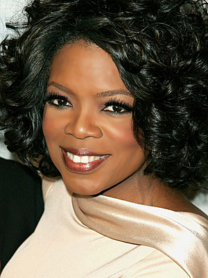 oprah300 Top 10 Most Influential Celebrities of 2013