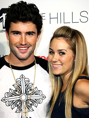 photo | Brody Jenner, Lauren Conrad