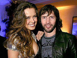 Couples Watch: Valentine's Day Edition! | James Blunt, Petra Nemcova