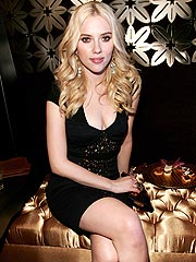 Caught in the Act: Grammy Parties Edition! | Scarlett Johansson