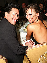 Couples Watch: Ashlee & Pete, Mario & Karina...| Karina Smirnoff, Mario Lopez