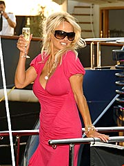 Pamela Anderson's Latest Venture: Strip Clubs?