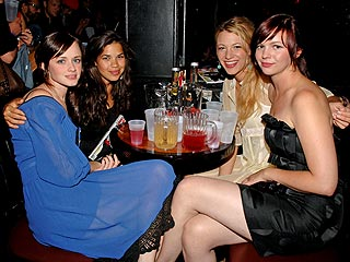 Caught in the Act!| Alexis Bledel, America Ferrera, Kristin Cavallari, Actor Class, RolesClass
