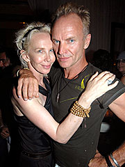 Sting's Wife Defends Rainforest Charity | Sting, Trudie Styler