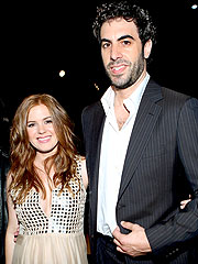 Isla Fisher, Sacha Baron Cohen Welcome a Baby