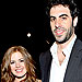 Couples Watch: Sacha & Isla, Heidi & Spencer ... | Isla Fisher, Sacha Baron Cohen