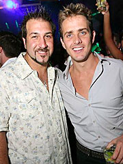 The Joeys (Fatone & McIntyre) Go Dancing In Vegas | Joey Fatone, Joey McIntyre