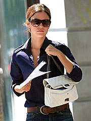 Rachel Bilson Takes a Walk (and a Meeting) in L.A. | Rachel Bilson