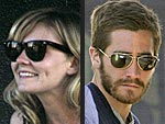 Kirsten Dunst and Jake Gyllenhaal's Near-Miss in L.A. | Jake Gyllenhaal, Kirsten Dunst