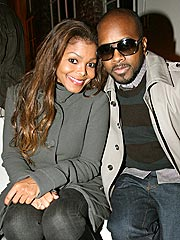 Janet Jackson and Jermaine Dupri Together (J