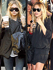 Mary-Kate Goes Ring Shopping, Ashley Hits a Fashion Show | Ashley Olsen, Mary-Kate Olsen