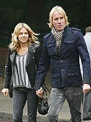 Couples Watch: Halle & Gabriel, Sienna & Rhys...| Gabriel Aubrey, Halle Berry, Actor Class