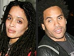 Lenny Kravitz & Lisa Bonet Reunite Over Dinner | Lenny Kravitz, Lisa Bonet
