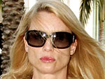 Nicollette Sheridan's High Fashion Stroll Through L.A. | Nicolette Sheridan
