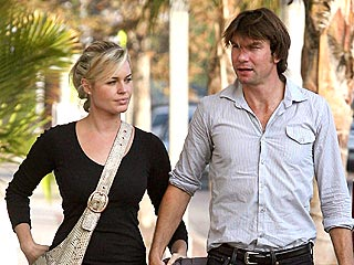 Rebecca Romijn & Jerry O'Connell Hit the Streets of L.A. | Jerry O'Connell, Rebecca Romijn