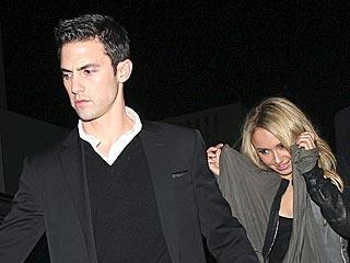 Milo & Hayden's Night at the Theater   Hayden Panettiere, Milo Ventimiglia