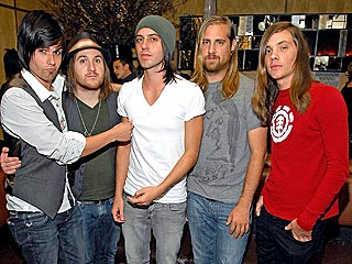 Fall Music Picks from Red Jumpsuit Apparatus!