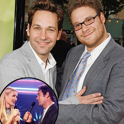 photo | Paul Rudd, Seth Rogen