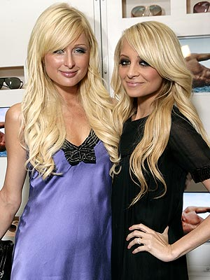 photo | Nicole Richie, Paris Hilton