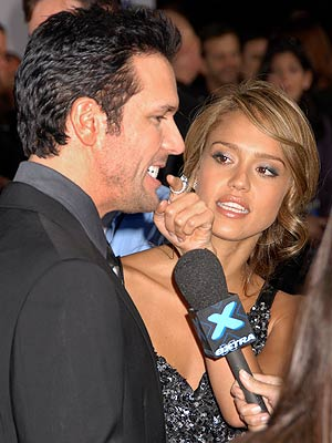 photo | Dane Cook, Jessica Alba