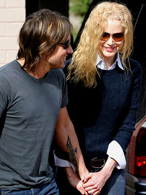 photo | Keith Urban, Nicole Kidman