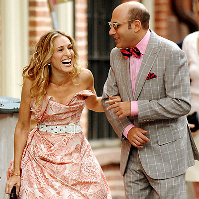 photo | Sarah Jessica Parker, Willie Garson