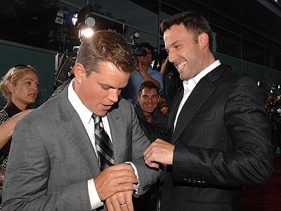 photo | Ben Affleck, Matt Damon