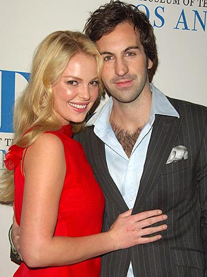 photo | Josh Kelley, Katherine Heigl