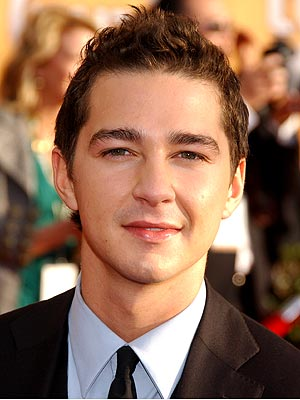 Shia LaBeouf. SHIA LABEOUF - THE NEXT BIG