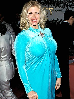 1996 photo | Anna Nicole Smith