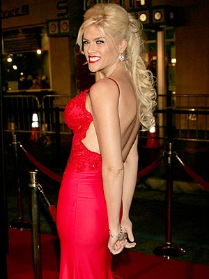 2005 photo | Anna Nicole Smith