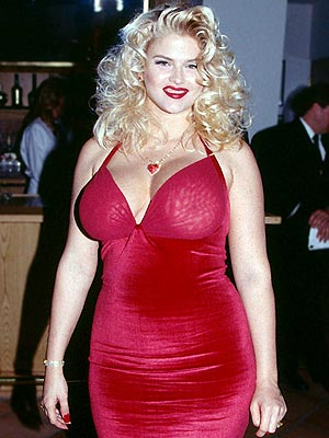 1992 photo | Anna Nicole Smith