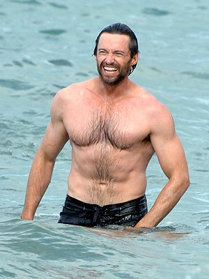 A PEC-TACLAR SIGHT photo | Hugh Jackman