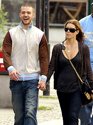 THE SWEDEST THING photo | Jessica Biel, Justin Timberlake